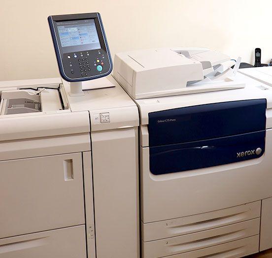 photocopy service Central London