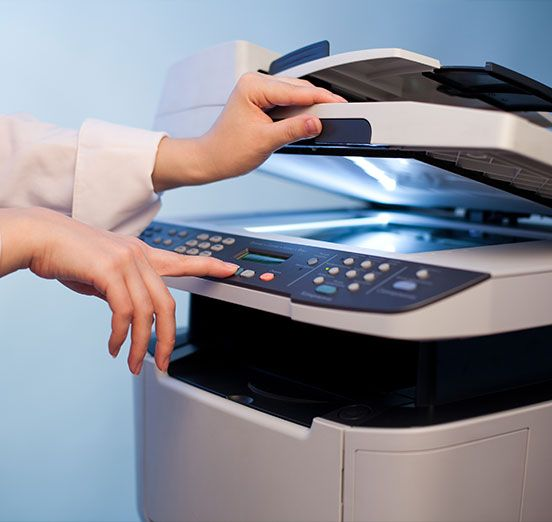 scanning service London