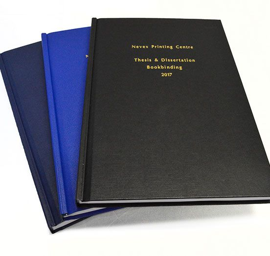 Printing and binding a thesis: your ultimate guide - StudyLink