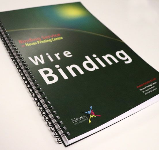 same day wire binding London