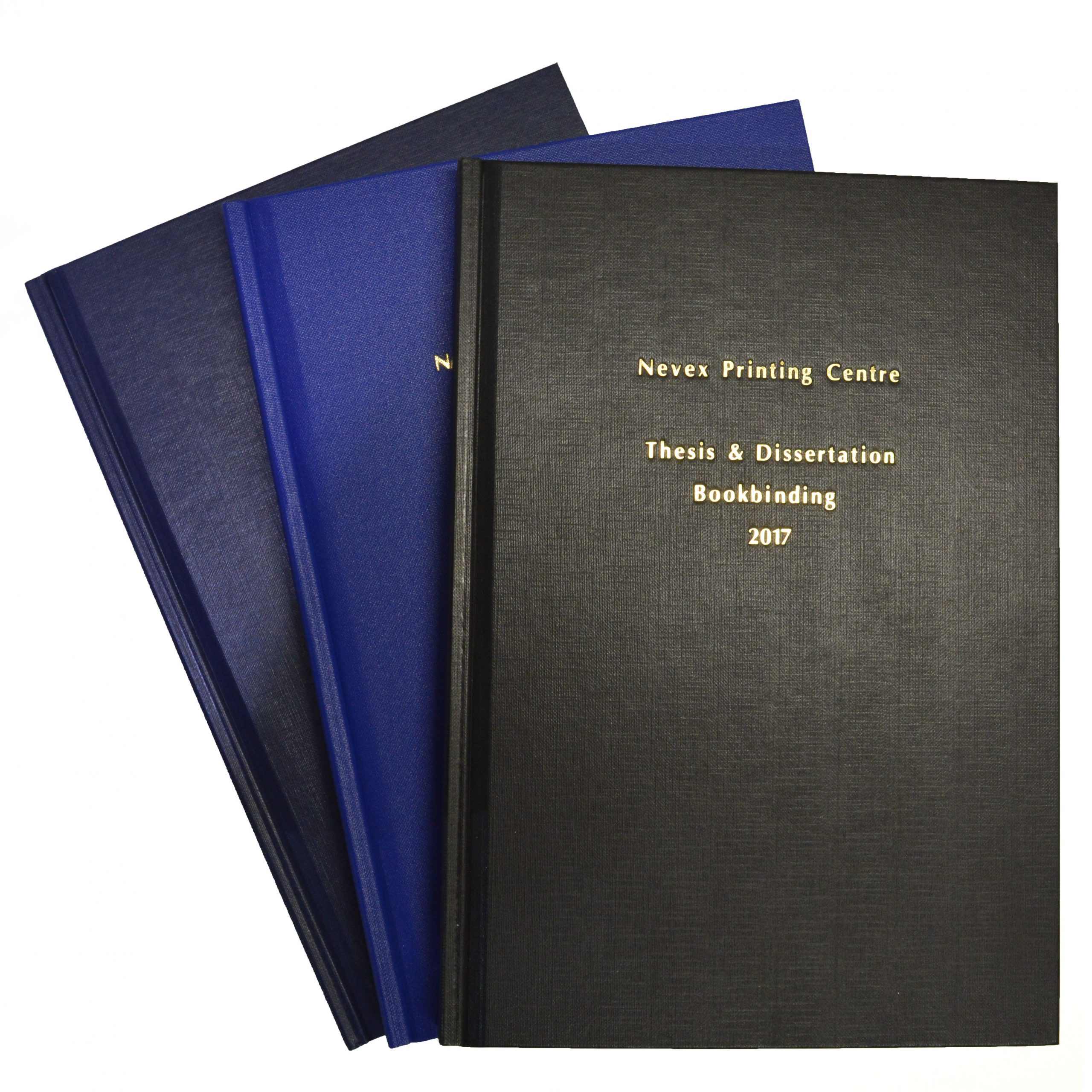 thesis printing and binding