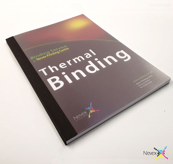 London thermal binding service